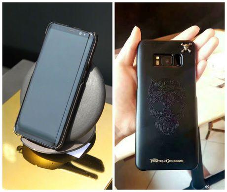 Xuat hien Galaxy S8 phien ban cuop bien Caribbean - Anh 2