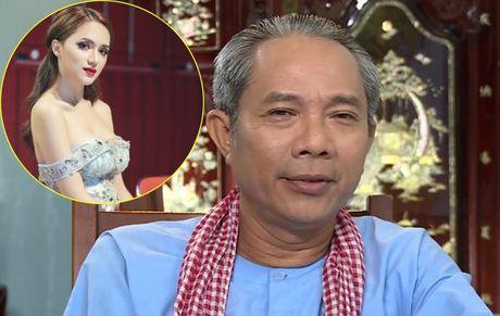 Nghe si ten tuoi noi ve vu Huong Giang hon lao voi NS Trung Dan - Anh 1