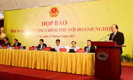 Bo truong Mai Tien Dung: Tao cho can bo hu, hong, doanh nghiep cung co loi - Anh 2