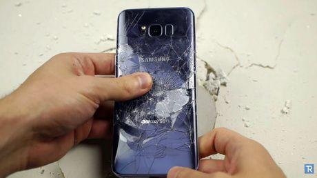Trai nghiem do ben Samsung Galaxy S8+ - Anh 3
