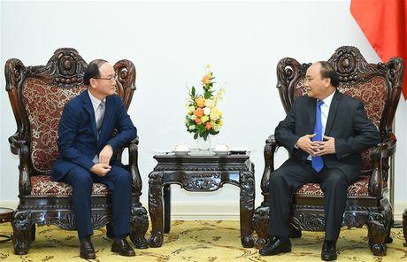 Xuat khau cua Samsung Viet Nam tang tro lai - Anh 1
