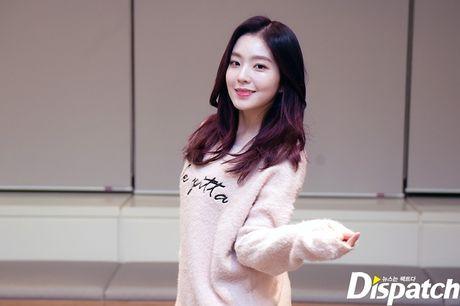 'Nu hoang tao dang' Seolhyun dong loat cac idols hoc tap dang pose hinh - Anh 6