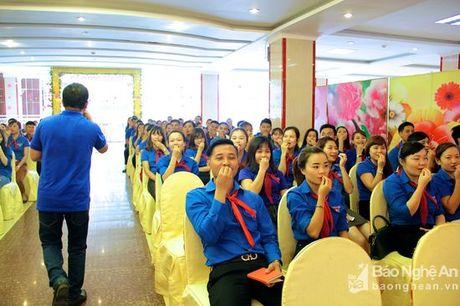 Tap huan ky nang cho doi vien khu dan cu - Anh 1