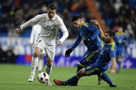 Celta Vigo - Real Madrid: 'Phat sung' quyet dinh! - Anh 2