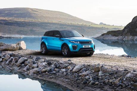 Land Rover gioi thieu Evoque phien ban dac biet - Anh 1