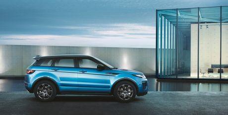 Land Rover gioi thieu Evoque phien ban dac biet - Anh 2