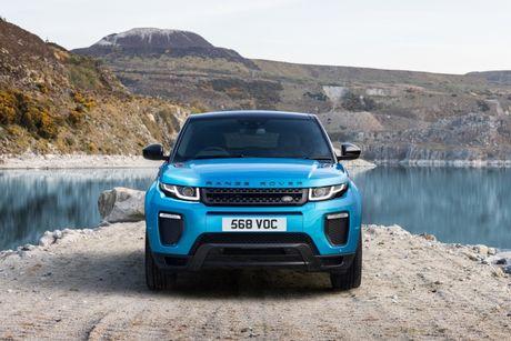 Land Rover gioi thieu Evoque phien ban dac biet - Anh 3