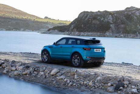 Land Rover gioi thieu Evoque phien ban dac biet - Anh 5