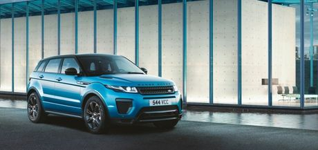 Land Rover gioi thieu Evoque phien ban dac biet - Anh 7