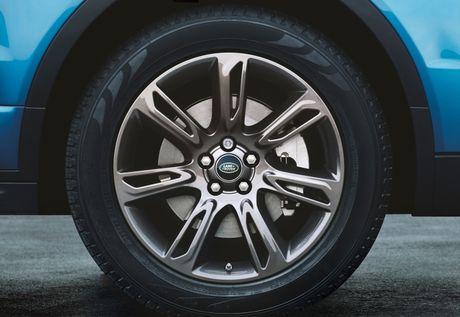 Land Rover gioi thieu Evoque phien ban dac biet - Anh 8