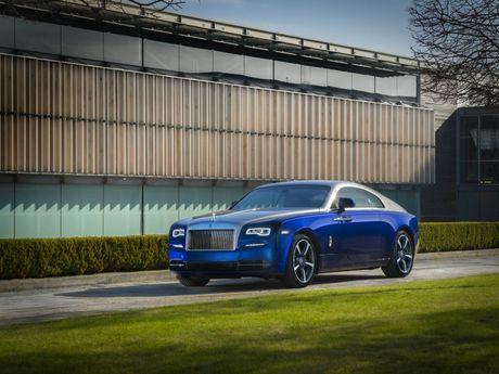 Rolls-Royce ra mat 2 phien ban dac biet danh rieng cho Han Quoc - Anh 10