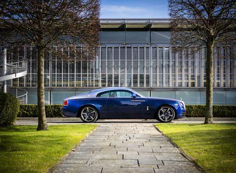 Rolls-Royce ra mat 2 phien ban dac biet danh rieng cho Han Quoc - Anh 11