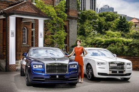 Rolls-Royce ra mat 2 phien ban dac biet danh rieng cho Han Quoc - Anh 1