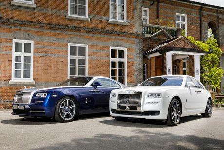 Rolls-Royce ra mat 2 phien ban dac biet danh rieng cho Han Quoc - Anh 3
