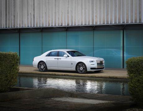 Rolls-Royce ra mat 2 phien ban dac biet danh rieng cho Han Quoc - Anh 4