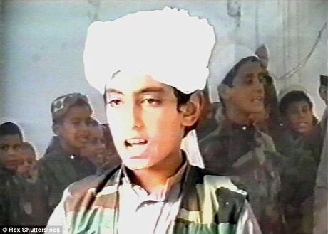 Con trai trum khung bo Bin Laden keu goi tan cong nguoi My, Nga - Anh 1