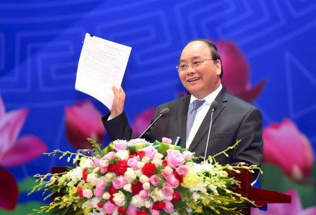 Thu tuong Nguyen Xuan Phuc: Khong duoc thanh tra doanh nghiep mot nam qua mot lan - Anh 2