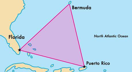 Di tim su that sau nhung truyen thuyet ron nguoi ve Tam giac quy Bermuda - Anh 1
