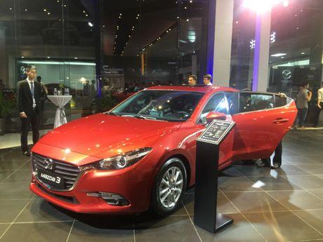 Thaco Truong Hai gioi thieu xe Mazda3 moi - Anh 1