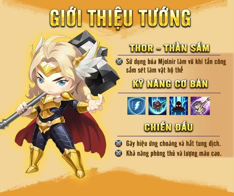 Game mobile 'lau thap cam' Sieu Anh Hung Lien Minh ve Viet Nam - Anh 3
