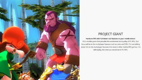 Gamevil tiep tuc tung ra sieu pham game the bai mang ten Giant - Anh 2