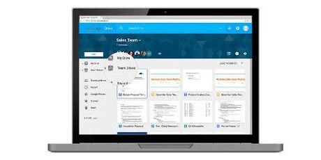 G Suite by Google Cloud tung hang loat tinh nang cao cap - Anh 3