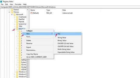 Huong dan tat man hinh khoa Windows 10 Creators Update - Anh 2