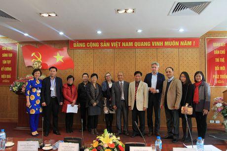 Chao mung Dai hoi dai bieu Hoi Xuat ban Viet Nam lan thu IV - Anh 3