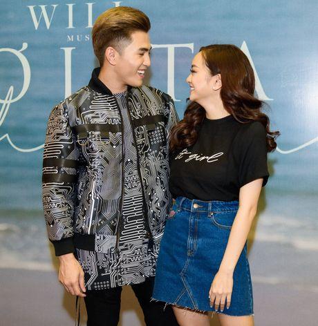 Kaity Nguyen cham soc Will truoc ong kinh truyen thong - Anh 6