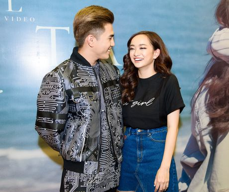 Kaity Nguyen cham soc Will truoc ong kinh truyen thong - Anh 8