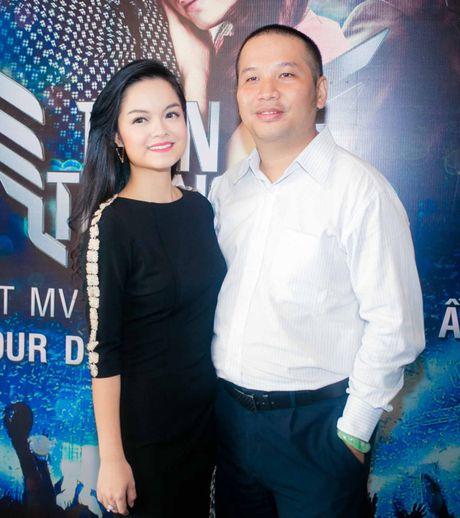 Quang Huy len tieng ve thong tin da ly hon voi Quynh Anh - Anh 1