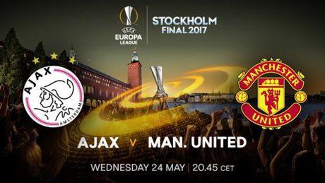 Lich thi dau chung ket Europa League, truc tiep MU vs Ajax - Anh 1