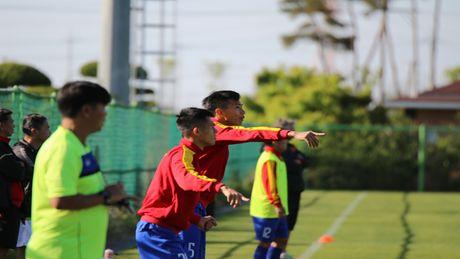 U20 Viet Nam chot danh sach du World Cup, Thanh Hau gianh 've vot' - Anh 2