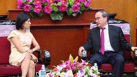 Ong Nguyen Thien Nhan tiep Dai su dac menh toan quyen Canada tai VN - Anh 1