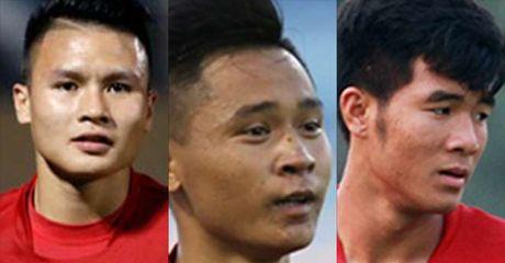 "U20 Viet Nam du World Cup: Dung so, da co ""Tam giac Vang""! - Anh 1"