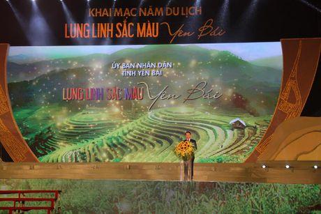 Khai mac nam du lich Yen Bai 2017 - Anh 2