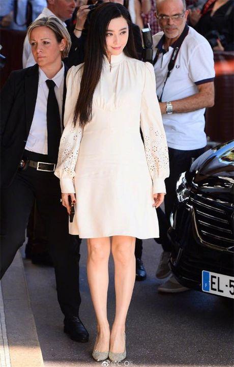 'Bo be' Cannes, Pham Bang Bang vo tu hen ho cung Ly Than giua troi Tay - Anh 2