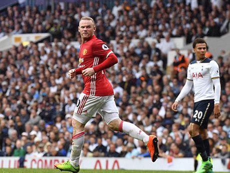 Mourinho: 'Rooney biet hy sinh vi M.U. Muon Pogba choi tot, Man United cung phai choi tot' - Anh 2