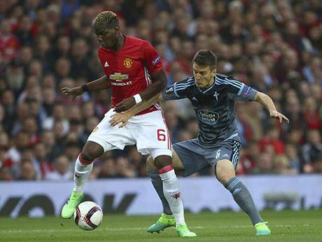 Mourinho: 'Rooney biet hy sinh vi M.U. Muon Pogba choi tot, Man United cung phai choi tot' - Anh 3