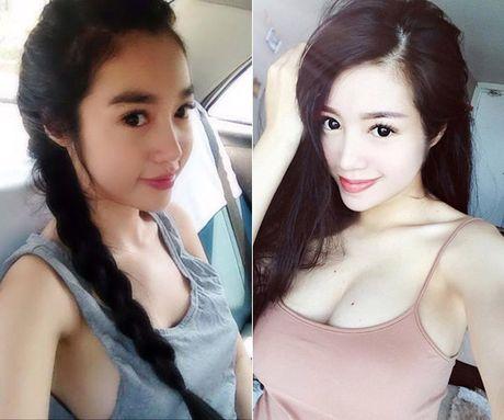 Ngoc Trinh, Ha Ho...co tai 'ho bien' vong 1 cang, lep that thuong? - Anh 11