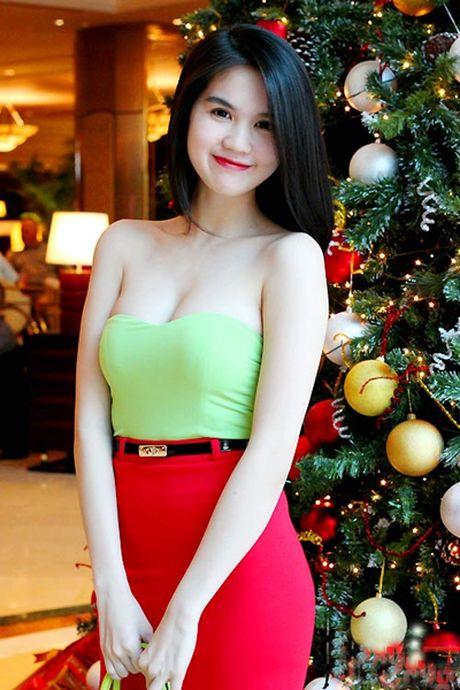 Ngoc Trinh, Ha Ho...co tai 'ho bien' vong 1 cang, lep that thuong? - Anh 3