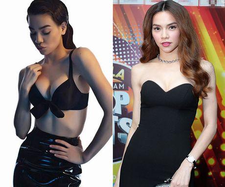 Ngoc Trinh, Ha Ho...co tai 'ho bien' vong 1 cang, lep that thuong? - Anh 7