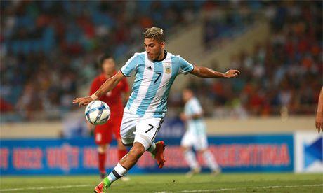 U20 Argentina vs U20 Anh, 14h30 ngay 20/5: Chung ket som? - Anh 1