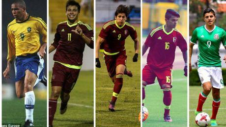 Choang voi hang loat sao tre mang ten Ronaldo tai U20 World Cup 2017 - Anh 1