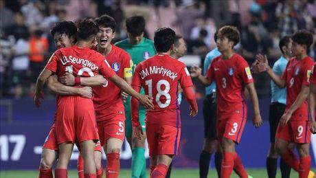 U20 Han Quoc 3-0 U20 Guinea: 'Messi Han Quoc' thap lua cho Argentina - Anh 1
