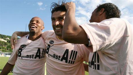 Ngay nay nam xua: Juventus chinh thuc tro lai Serie A - Anh 2