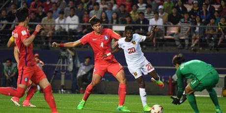 Guinea that thu truoc loi choi khoa hoc cua Han Quoc - Anh 1