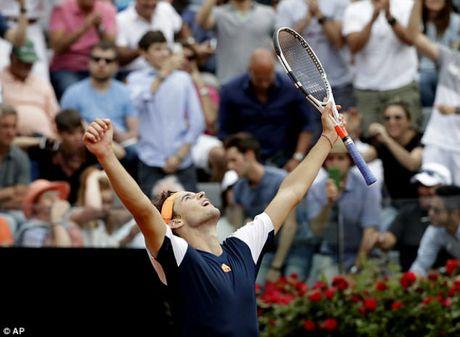 Thua soc o Rome Masters, Nadal lo hen vuot Djokovic - Anh 2