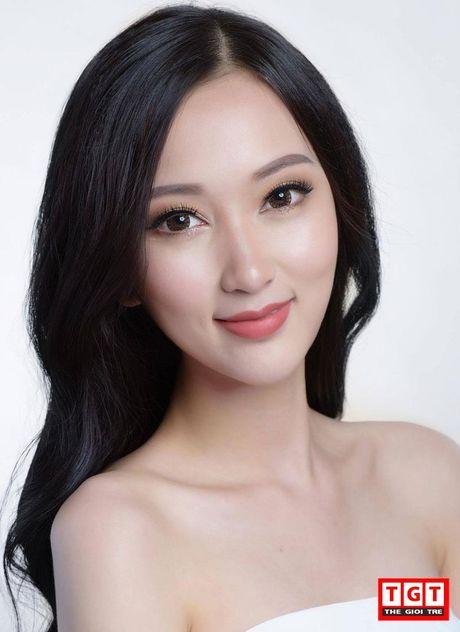 Hot girl xinh dep nhu cong chua, buon quan ao kiem tram trieu/thang - Anh 1