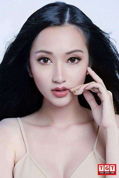 Hot girl xinh dep nhu cong chua, buon quan ao kiem tram trieu/thang - Anh 4